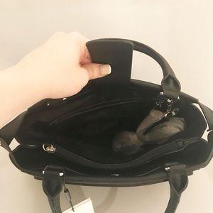 Calvin Klein Bags - NWT Calvin Klein Black Satchel with Embellishment